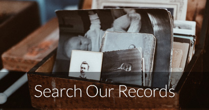 Search Our Records